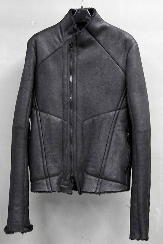 Julius High Neck Shearling Jacket Size US S / EU 44-46 / 1 - 4
