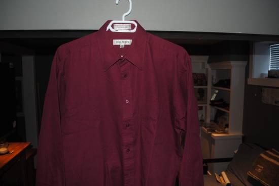 Balmain Cabernet Button Up Size US M / EU 48-50 / 2 - 2