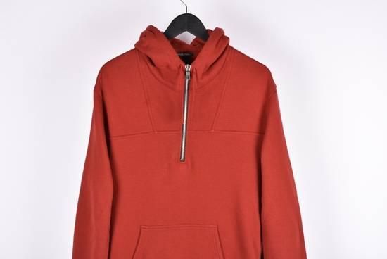 Balmain Hooded Balmain Jumper Top Side Zips Size US M / EU 48-50 / 2 - 2