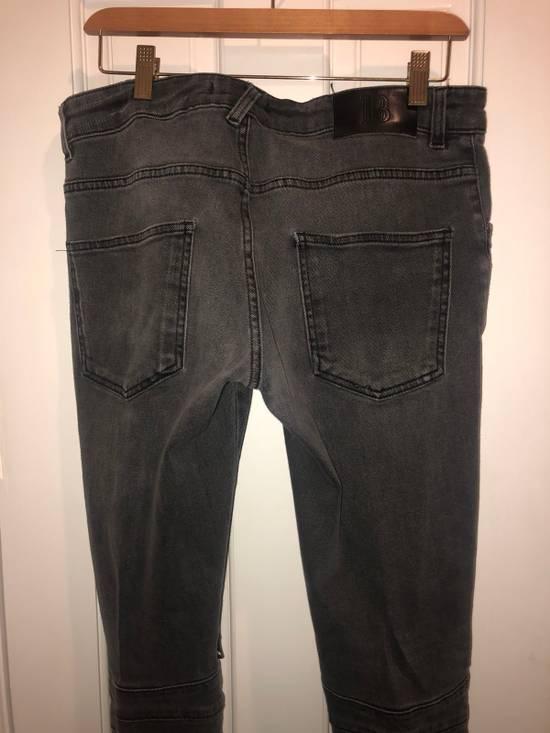 Balmain Balmain Biker Jeans Size US 31 - 5