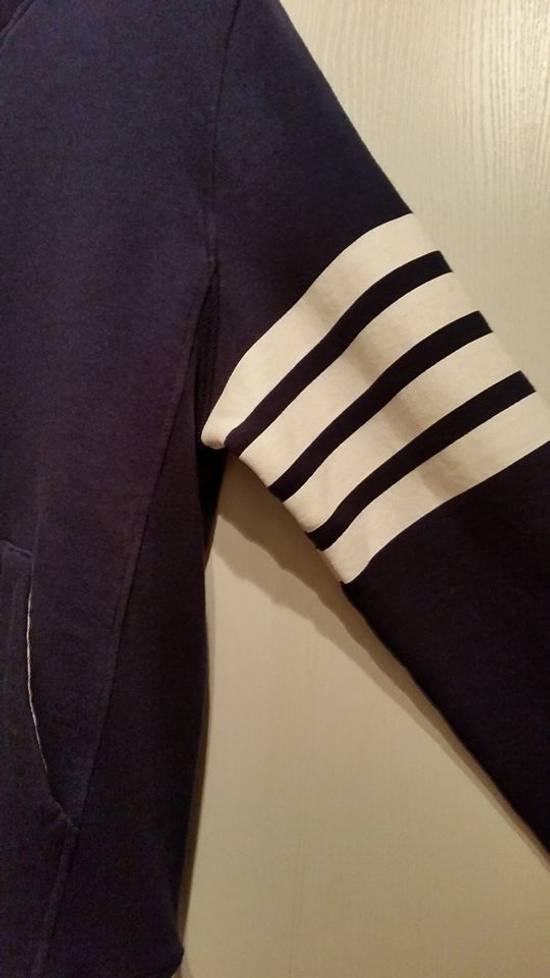 Thom Browne Navy crewneck sweatshirt Size US M / EU 48-50 / 2 - 7