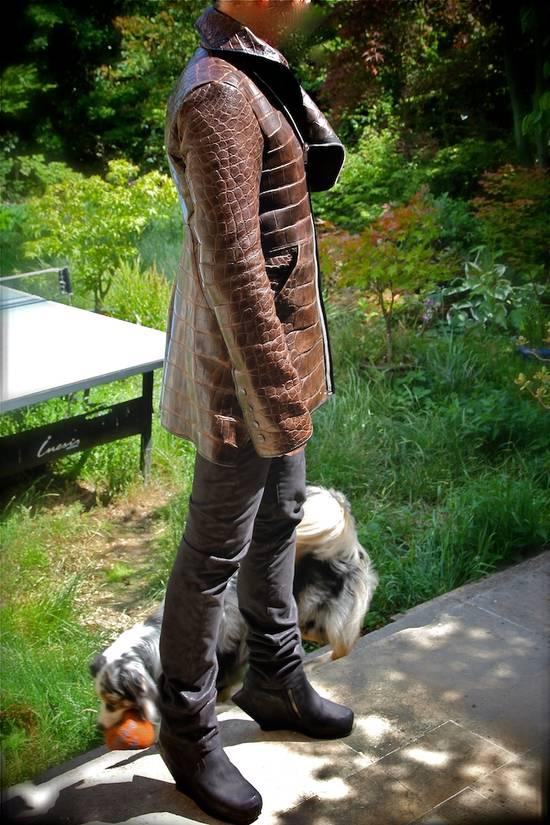 Rick Owens Extremely Rare Alligator Jacke Size US M / EU 48-50 / 2 - 1