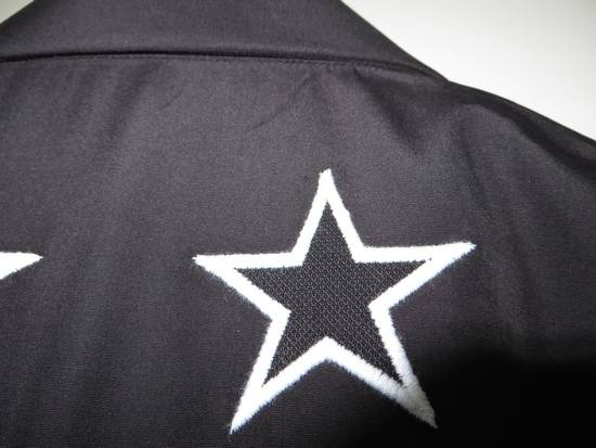 Givenchy Black and white embroidered stars shirt Size US S / EU 44-46 / 1 - 2