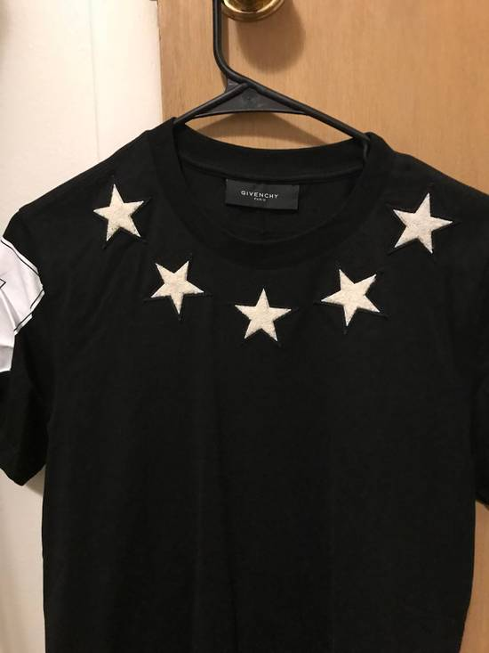 Givenchy FINAL DROP! Star Tshirt Size US XS / EU 42 / 0