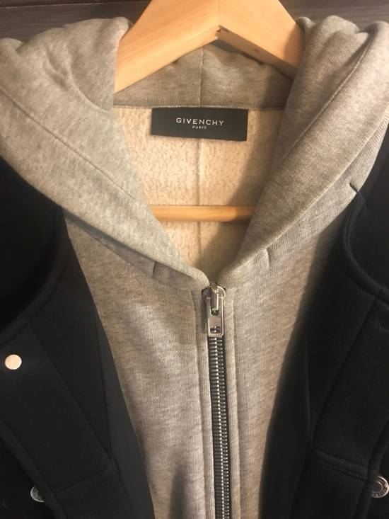 Givenchy Givenchy Jacket W/ ZIP Up Hoodie Size US L / EU 52-54 / 3