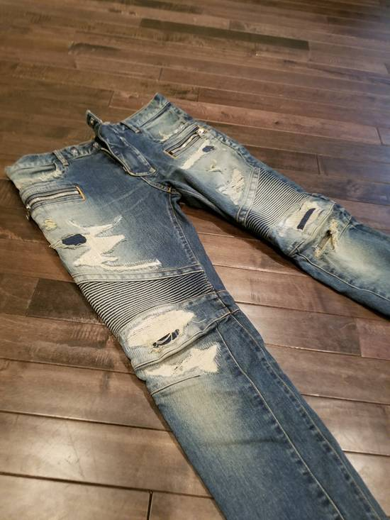 Balmain Distressed denim Size US 33 - 1