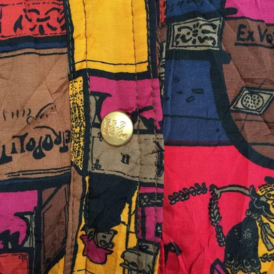 Vintage Vintage!! H-L HENRI LUC CHAPIUS Sportwear Cote D'Azur Designer Outdoor Windbreaker Full Print Pop Art Henri Luc Chapius Women Size Large Size US L / EU 52-54 / 3 - 6