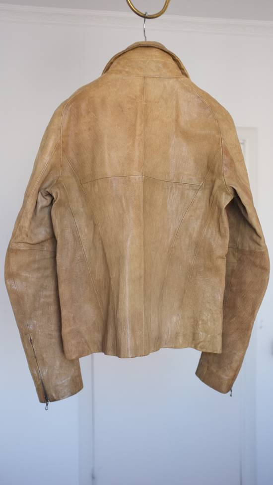 Julius Jutneck leather jacket Size US M / EU 48-50 / 2 - 2