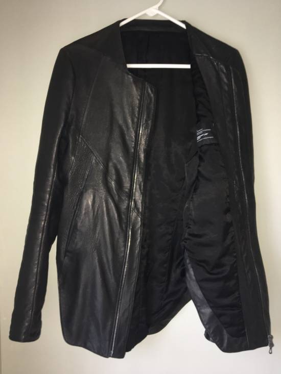 Julius Textured Lamb Leather Jacket Size US XS / EU 42 / 0 - 6