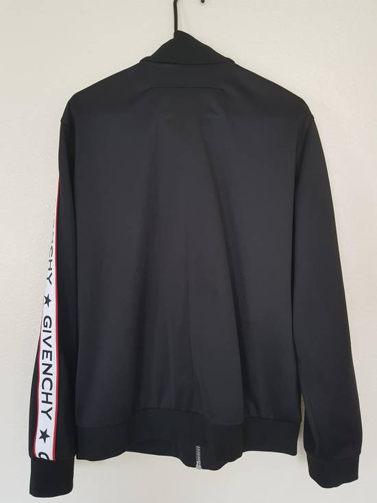 Givenchy Logo Stripe Track Jacket Size US XL / EU 56 / 4 - 1
