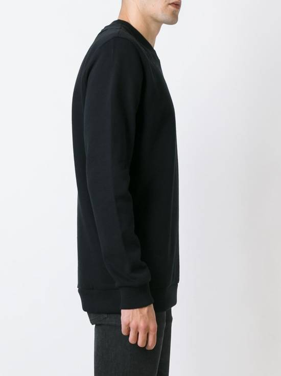 Givenchy £940 Givenchy Black Barb Wire Embroidered Rottweiler Shark Sweater size XL Size US XL / EU 56 / 4 - 3