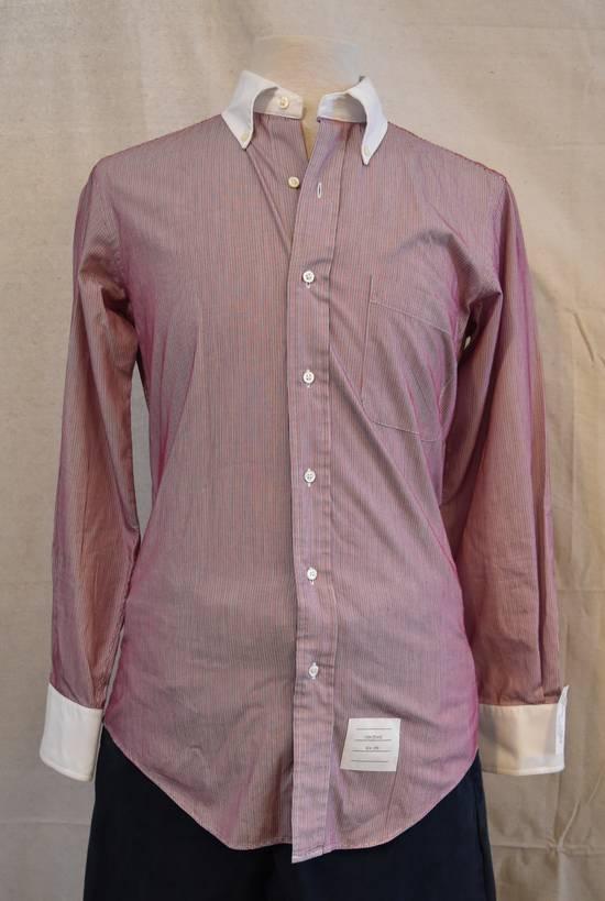 Thom Browne Dress Shirt Size US M / EU 48-50 / 2