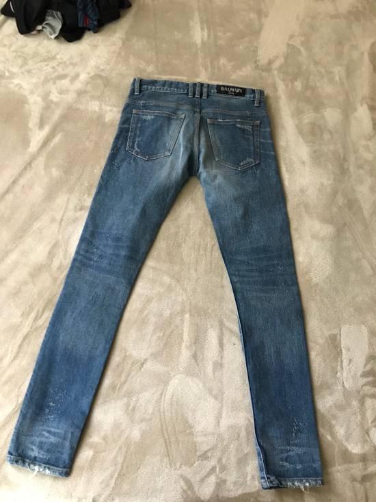 Balmain Balmain Distressed Jeans Size US 30 / EU 46 - 3