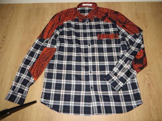 Givenchy Paisley-check print shirt Size US S / EU 44-46 / 1 - 2