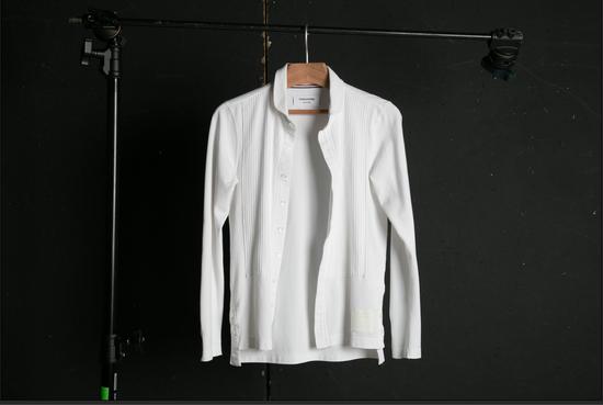 Thom Browne TB white shirt Size US XS / EU 42 / 0