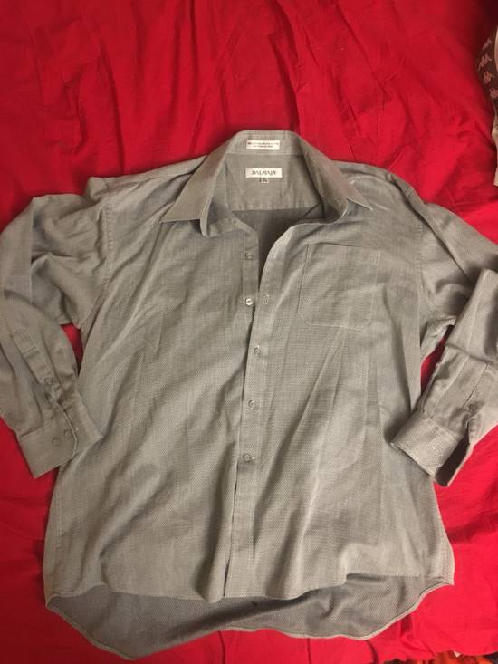 Balmain Balmain Dress Shirt Size US XL / EU 56 / 4