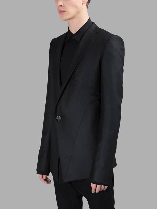 Julius Wool Paneled Blazer Size 36R - 1
