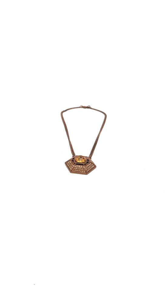 Givenchy Brown necklace Size ONE SIZE