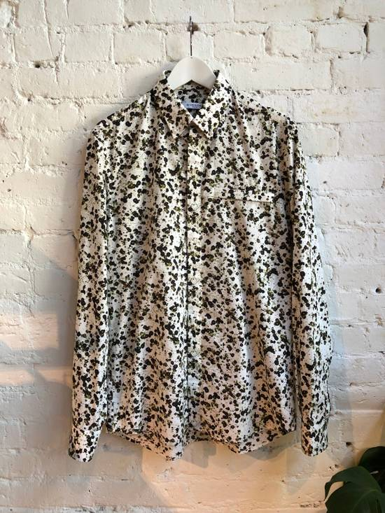 Givenchy Givenchy Floral Shirt Size US M / EU 48-50 / 2