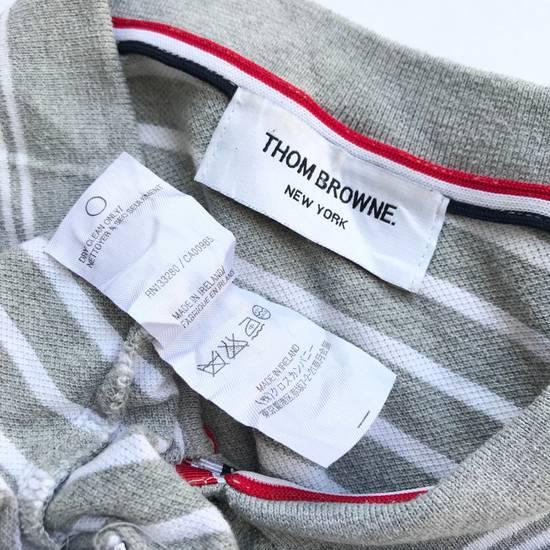 Thom Browne Get 2 Thom Browne Short Sleeve Polo Shirt Size US S / EU 44-46 / 1 - 6