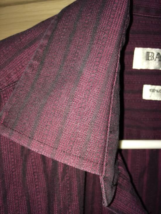 Balmain Button-up Striped Shirt Size US M / EU 48-50 / 2 - 3