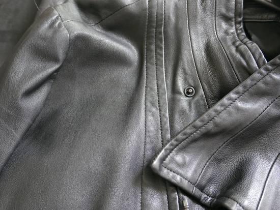 Julius Julius Kevlar Black Leather Jacket Size US S / EU 44-46 / 1 - 5