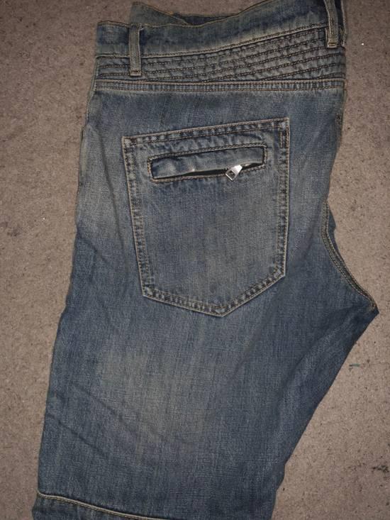 Balmain Balmain biker Jeans Size US 36 / EU 52 - 6