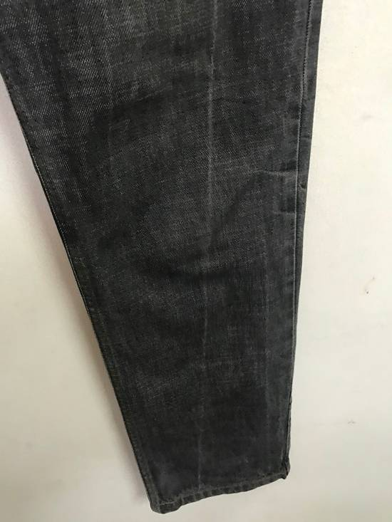 Givenchy Luxury Designer GIVENCHY PARIS Made in Tunisia Front Button Denim Jeans Size US 34 / EU 50 - 9