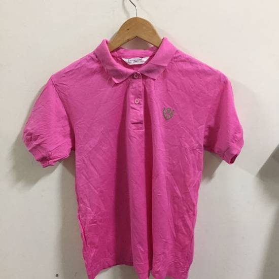 Givenchy Givenchy Polo Shirt Size L Pink S/S Size US L / EU 52-54 / 3 - 2