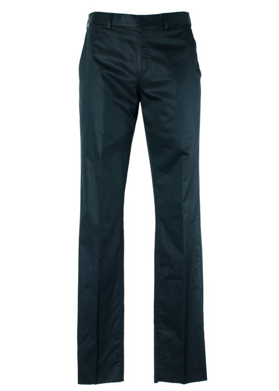 Givenchy Givenchy Men's Black 100% Cotton Trousers Size US 31