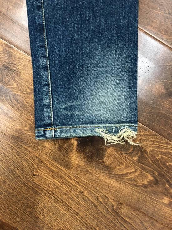 Balmain Balmain Destroyed Slim Fit Biker Jeans Size US 32 / EU 48 - 8