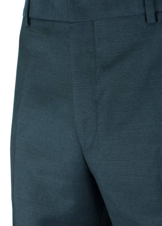 Givenchy Givenchy Men's Classic 100% Wool Navy Trousers Size US 36 / EU 52 - 2