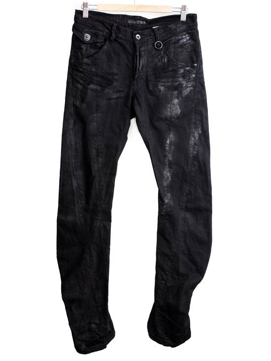 Julius 09 F/W Twisted Destroyed Jeans Size US 30 / EU 46