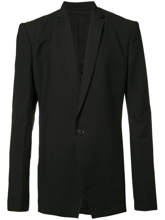 Julius Julius Blazer Jacket ( 457JAM1 ). Size 4. Black. Size US XL / EU 56 / 4