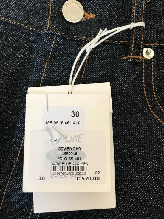 Givenchy Givenchy Three Stars Denim WS 2017 Size US 30 / EU 46 - 3