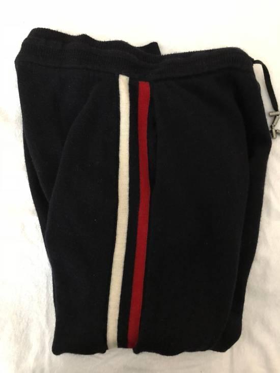 Balmain Wool Sweatpants Size US 32 / EU 48 - 2