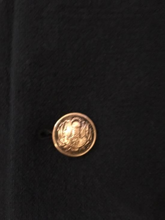 Balmain Badge-embellished Wool Military Jacket Size US M / EU 48-50 / 2 - 2