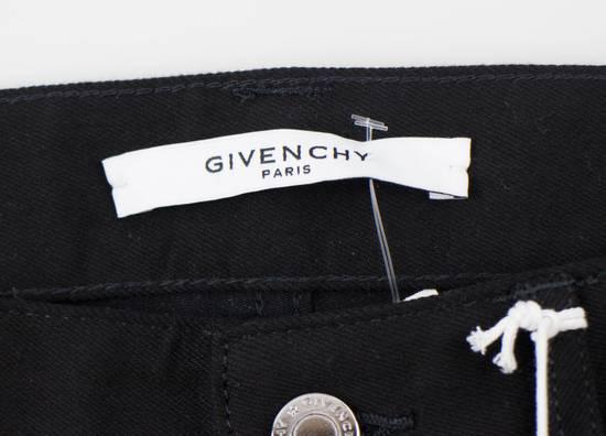 Givenchy Black Cotton Blend Denim Jeans Pants Size US 30 / EU 46 - 7