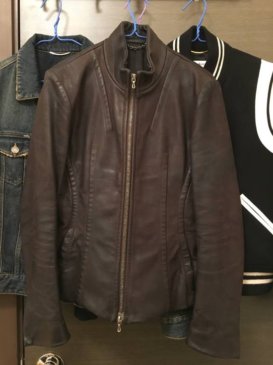 Julius AW 05 leather jacket Size US S / EU 44-46 / 1