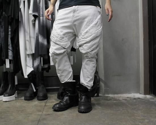 Julius SS16 Sefiroth Gas Mask Cargo Pants Size US 32 / EU 48