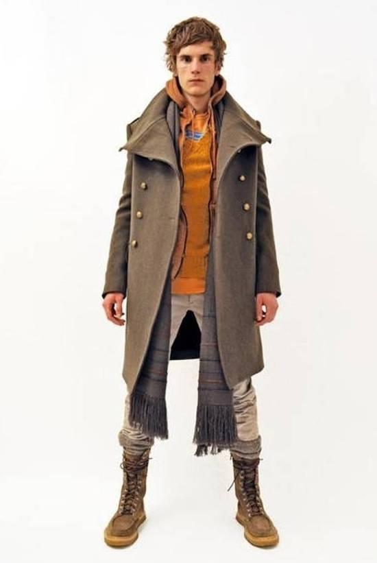 Balmain 11 FW Military high neck coat Size US M / EU 48-50 / 2 - 1
