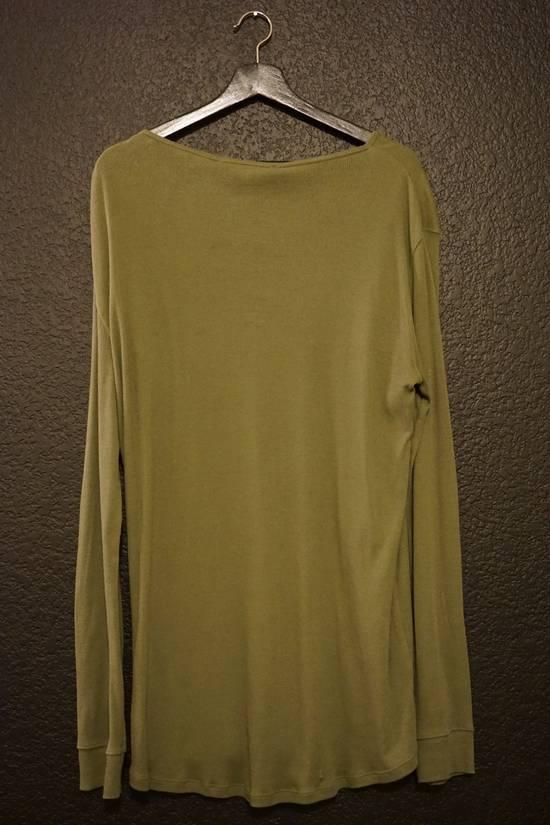 Balmain olive long sleeve Size US L / EU 52-54 / 3 - 3