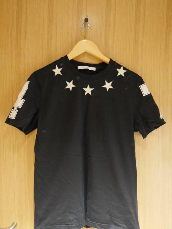 Givenchy Star appliqué cotton-jersey T-shirt Size US M / EU 48-50 / 2