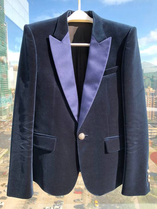 Balmain Fitted blazer Size 48R - 2