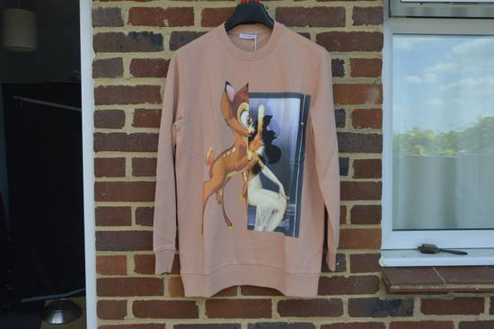 Givenchy Pink Bambi Sweater Size US S / EU 44-46 / 1