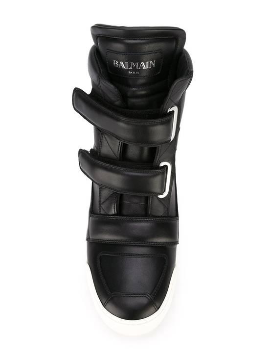 Balmain High top sneaker Size US 8 / EU 41 - 3