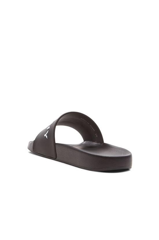 Givenchy Givenchy Logo Slide Sandals Black Size US 7 / EU 40 - 3