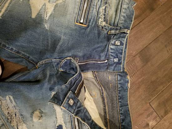 Balmain Distressed denim Size US 33 - 6