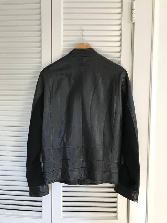 Givenchy Black Leather jacket Size US M / EU 48-50 / 2 - 1