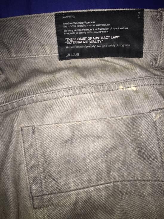 """Julius """" MUD """" Julius 7 Jeans Size US 30 / EU 46 - 3"""